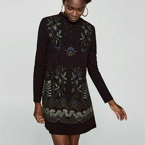 Zara dress large nwt